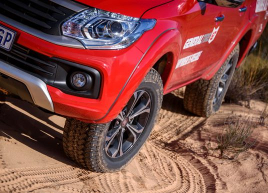 General Tire has updated its popular all-terrain and mud terrain offering