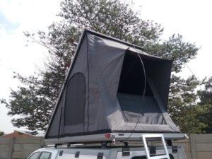 Gerbers 4WD Alu-Canopy roof top tent