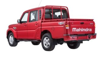 Mahindra Pik Up