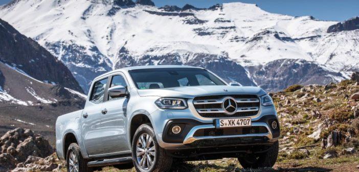 Mercedes-Benz X-Klasse Chile 2017 // Mercedes-Benz X-Class Chile 2017