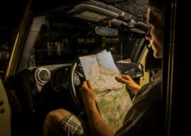Round Africa in a Jeep Wrangler