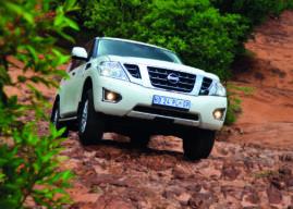 First Drive: Nissan Patrol