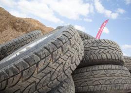 SA4x4's giant all-terrain tyre test