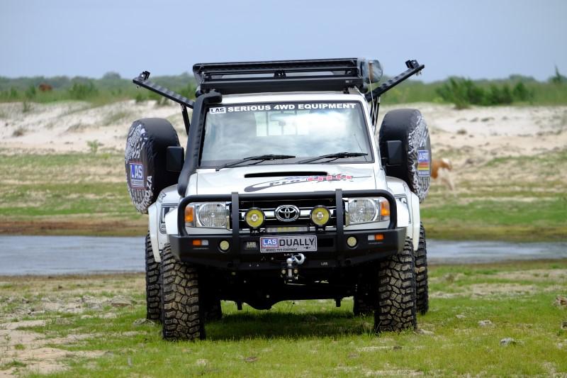 The LA Sport Monster Dually Cruiser - SA 4x4