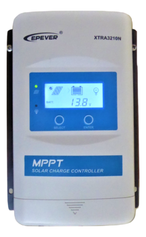 30A MPPT Solar Regulator, negative grounded