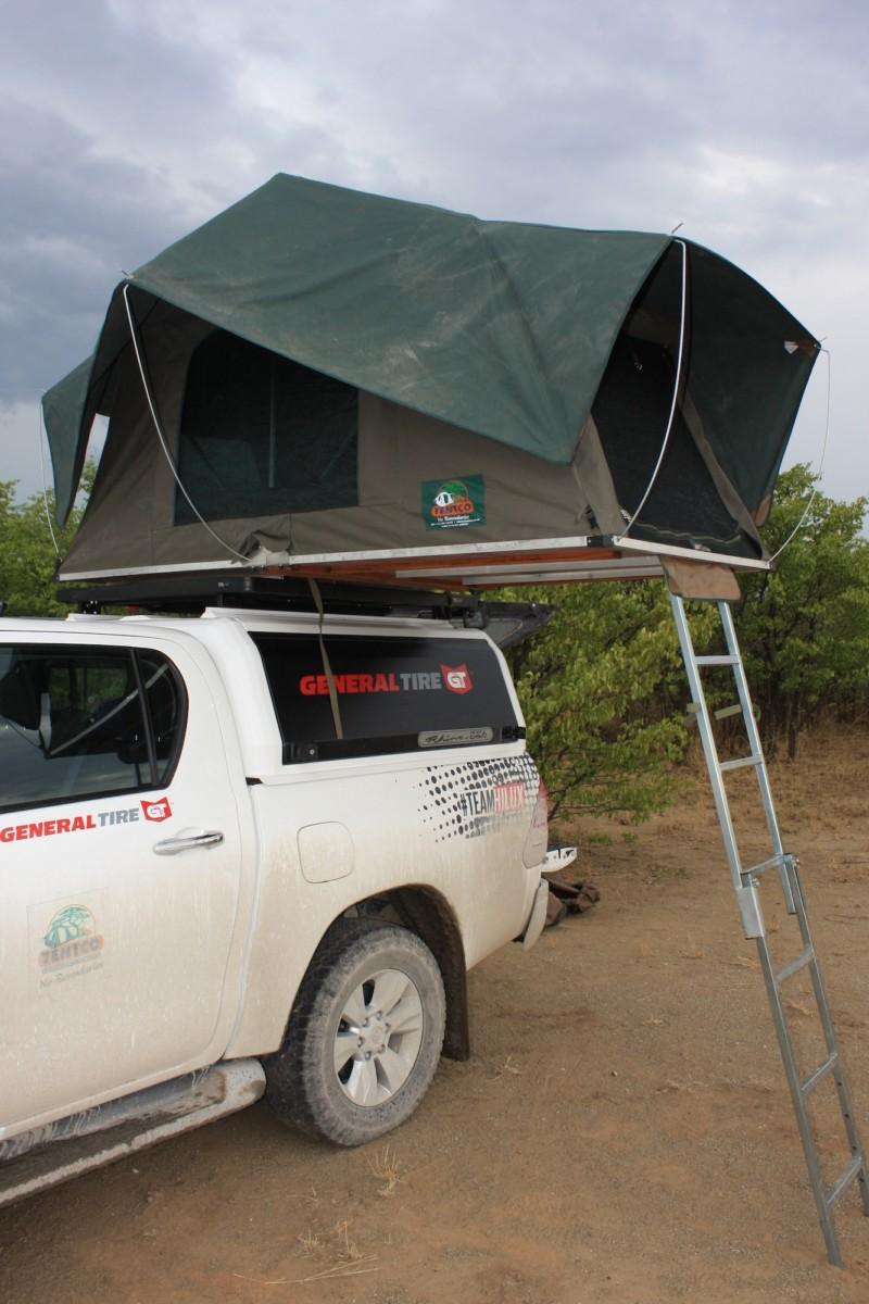 Tentco Rooftop Tent Sa 4x4