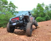 The Tarantula: All Off-Road's Teraflex Jeep