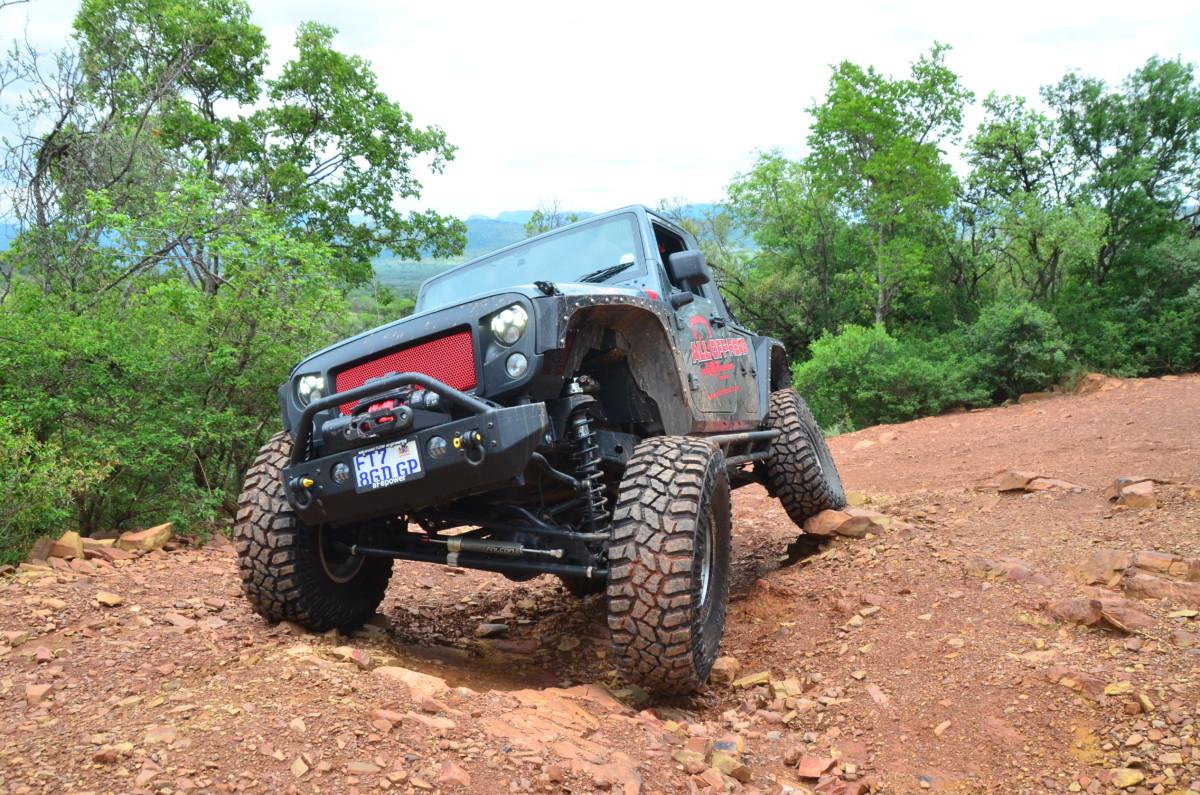 The Tarantula All Off Roads Teraflex Jeep Sa 4x4 Wrangler Jk Drag Link Rad Rig