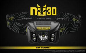 Nitecore 400 lumens