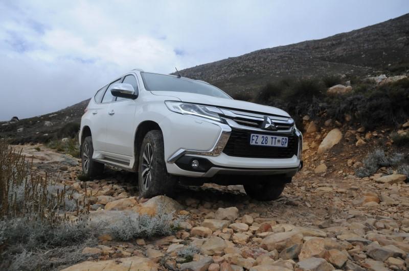 Off-road Test: Pajero Sport - SA 4x4