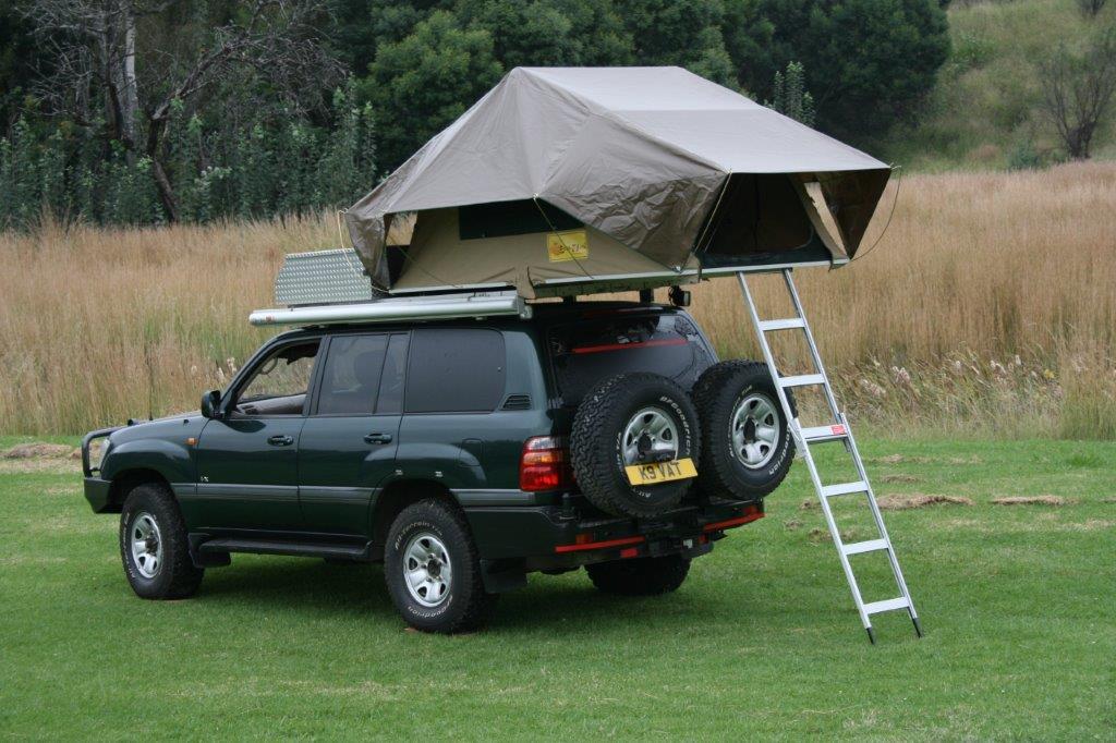 Eezi-Awn Jazz Roof Tent - SA 4x4