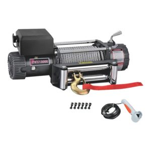 Mac-afric 12v winch