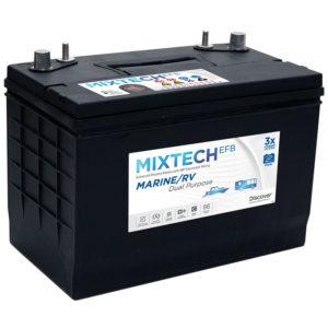 Mixtech marine RV batteries