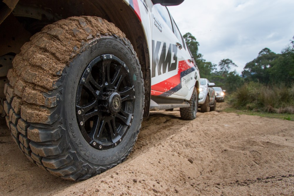 Bf Goodrich Km 3 Release Date >> Product Review: BF Goodrich KM3 Mud-Terrains - SA 4x4