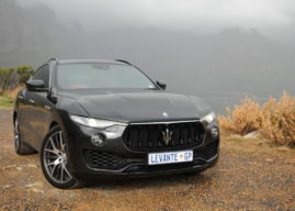 Road Test: Maserati Levante S