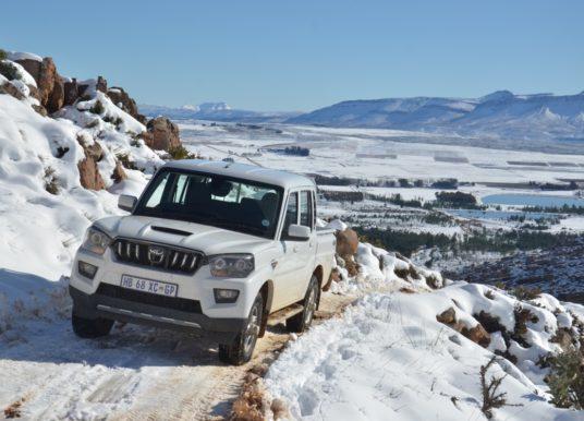 Off-road Test: Mahindra S10 Pik-Up
