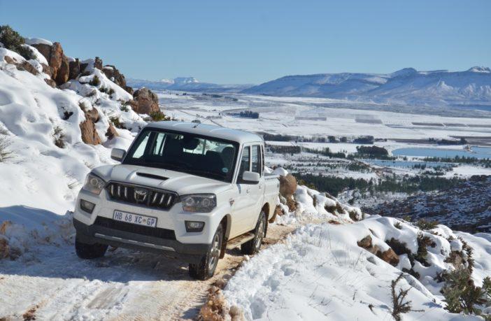 Off-road Test: Mahindra S10 Pik-Up - SA 4x4