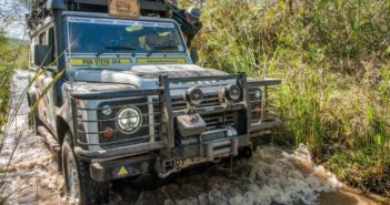 Landy Legion: Defender Trophy 2018