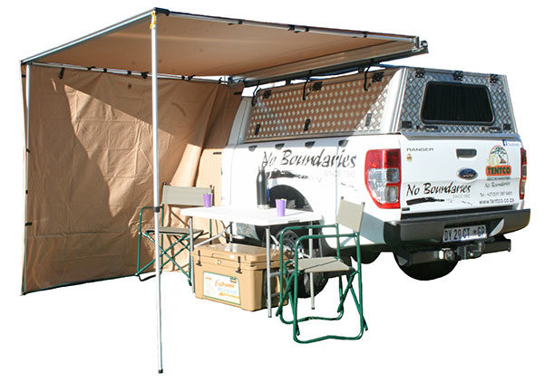 Tentco awning product