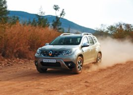 First Drive: Renault Duster 2019