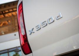 First Drive: Mercedes-Benz X350d