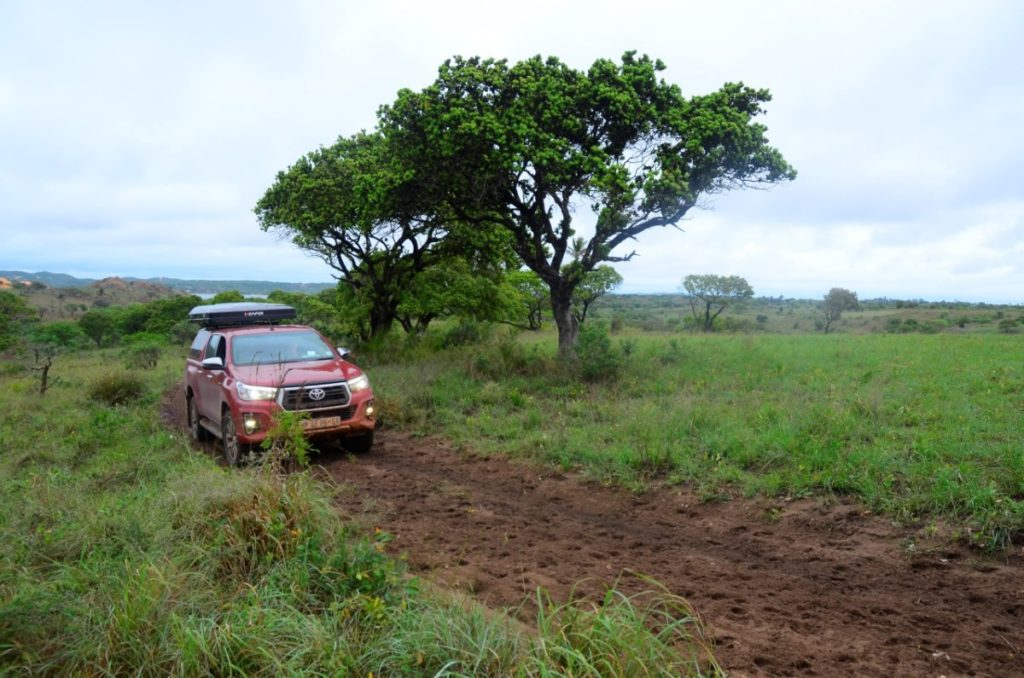 Cape Town to Malawi in a Hilux 2.8 GD-6 auto - inland waterways