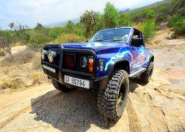 Llewellyn Edwards' Bone Crusher Patrol V8
