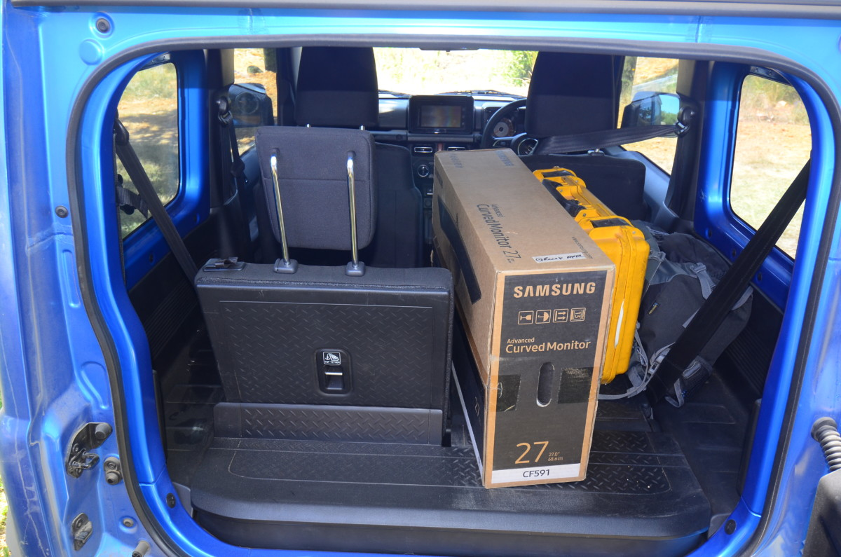 Off-road test: Suzuki Jimny GLX 1 5 Auto - SA 4x4