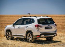 Road Test: Subaru Forester 2.0 CVT