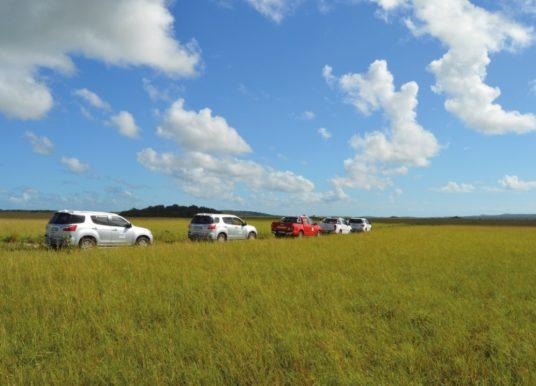 Mozambique adventure with Isuzu