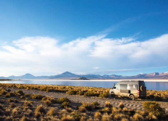South America in a Sprinter: Part 1