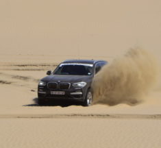 Dune domination… in an X3