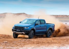 First Drive: Ford Ranger Raptor