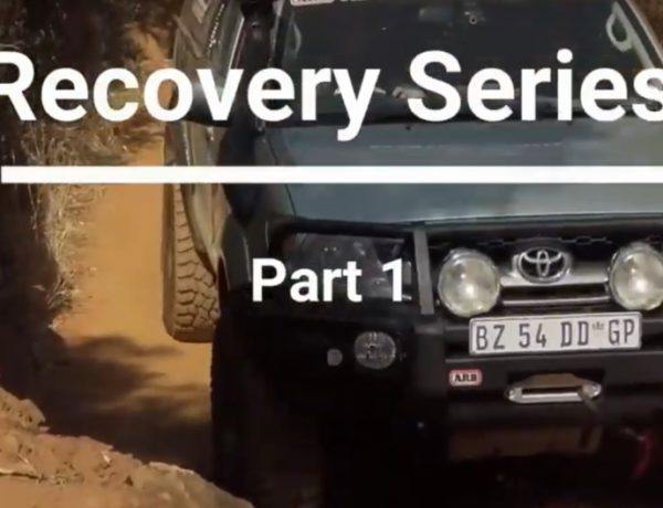 4×4 Recovery Video Series: Part 1