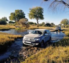 First Drive: New Ford Everest