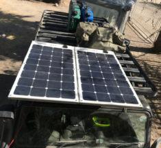 Solar 2: The Botswana Test