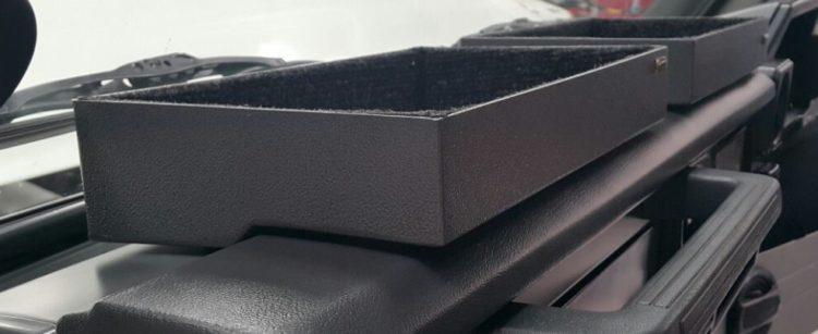 Dash Tray – LC70 pre 2010