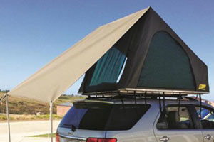 4x4 Rooftop tents