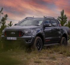 Ford Ranger Thunder off-road test + video