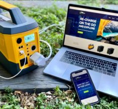 Review: Rentech's PPS750 lithium-ion portable power supply launches in South Africa!