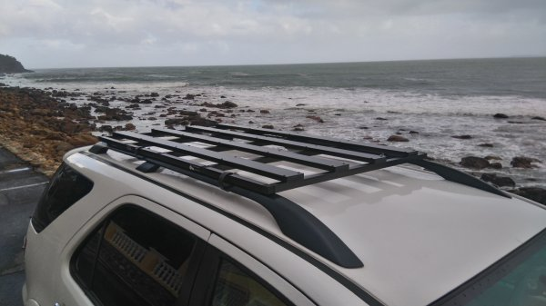 The Carrier Roof Rack Western Cape Camping Accessories