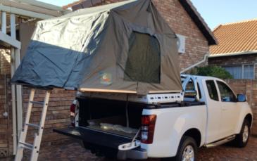 Tentco - Safari Rooftop Tent
