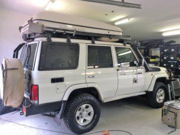 V8 Landcruiser Station wagon 2013