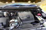 Off-road Test: Mitsubishi Triton Engine