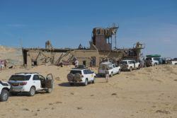 Travel Shipwreck Tour Namibian Convoy
