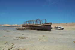 Travel Shipwreck Tour Namibian Wreck
