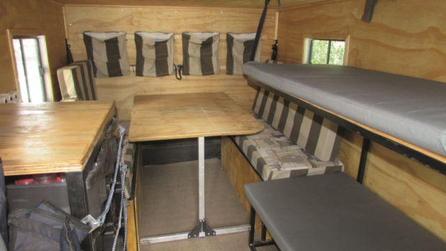 Reader DIY: Unimog Camper