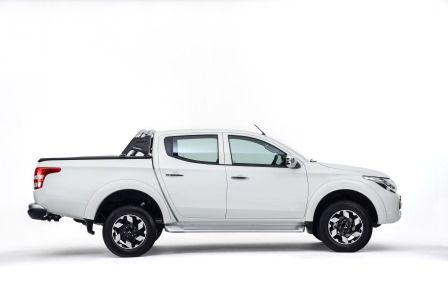 Model Update: Mitsubishi Triton